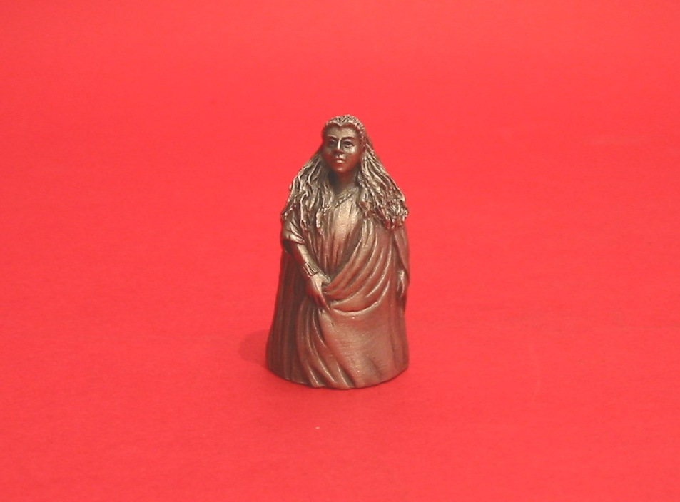 Finger Puppet Thimble Hippolyta From A Midsummer Night's Dream