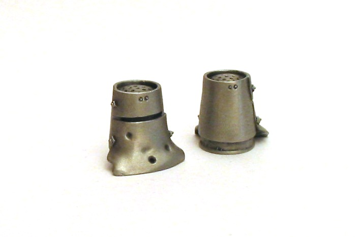Ned Kelly's Helmet Thimble Pewter Collectible Thimble