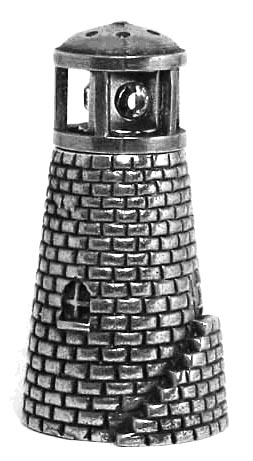 The Lighthouse Collectable Thimble