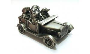 The Wind In The Willows Thimble Set Pewter Collectable
