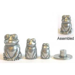 Frog Russian Doll Thimble Collectible Thimble Gift